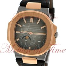 "Patek Philippe Nautilus Moonphase ""Discontinued Model""..."