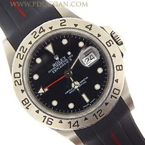 Rubber B black with red stripe strap for Submariner Click here...