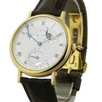 Breguet 3130ba/11/986 Classique Power Reserve Moon in Yellow...
