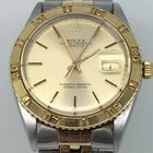 Rolex DATEJUST TURN-O-GRAPH STEEL GOLD VINTAGE VERY RARE