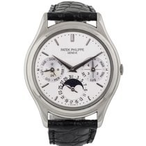 Patek Philippe Perpetual Calendar 3940G rare Italian dial