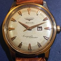 Longines Conquest Calendar rose gold 18 kt