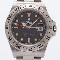 Rolex Explorer II Ref. 16550 (888XXXX Serial)