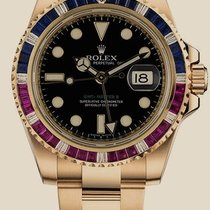 Rolex GMT-Master II 40mm Yellow Gold Jewellery
