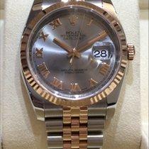 Rolex Datejust Rose Gold)