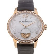 Girard Perregaux Cat's Eye 35 Day Night Gemstone