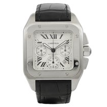 Cartier Santos 100 Chronograph XL 2740