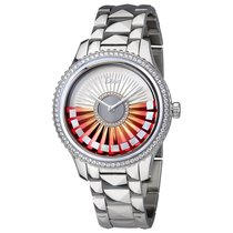 Dior VIII Grand Bal Plisse Diamond Ladies Watch