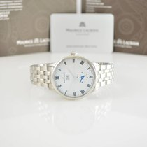 Maurice Lacroix Grand Guichet Date GMT MP6707- -SS001-112-1