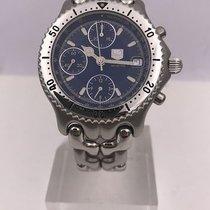 TAG Heuer modern chronographe LINK ref CG2111-RO FULL SET