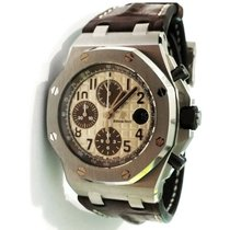 Audemars Piguet Royal Oak Offshore Chronograph Safari Ivory...