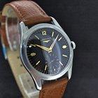 Longines Black Dial Swiss Made Handaufzug Anno 1960 Caliber 23Z