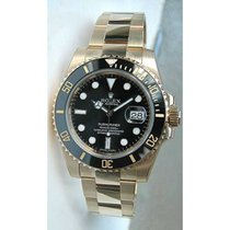 Rolex Submariner 116618 Heavy Band Black Cerachrom Bezel and...