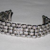 Chopard Happy Sport Bracelet Diamonds Everywhere