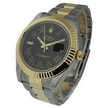 Rolex Unworn 116333 Mens 2-Tone Datejust II with Oyster...