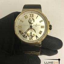 Ulysse Nardin Marine Collection Chronometer Manufacture