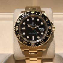 Rolex GMT-Master II Full Gold B&P