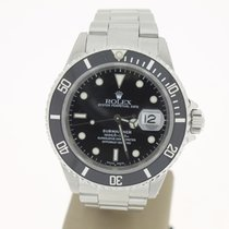 Rolex Submariner Date Steel BlackDial (BOX2001) 40mm MINT