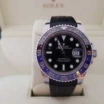 Rolex GMT-Master II Steel + Rubber band