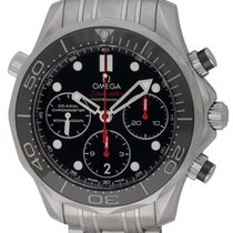 Omega : Seamaster Diver 300M Chronograph :  212.30.42.50.01.00...