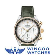 Omega SPEEDMASTER 38 CO-AXIAL CHRONOGRAPH 38 MM Ref. 324.28.38...