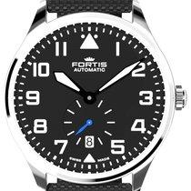 Fortis Pilot Classic Second Automatikuhr 901.20.41 L 01