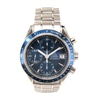 Omega Speedmaster Date Steel Blue Automatic (Excellent) Mode