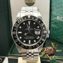 Rolex GMT Master 16750 Original Dial & Hands Full Set 1984...