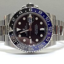 Rolex GMT-MASTER II  - BATMAN - LIKE NEW -