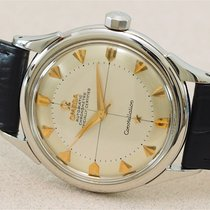 Omega Constellation steel Chronometer with Bumper ref....