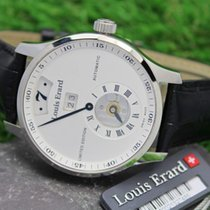 Louis Erard - 1931 Swiss Made Automatic - Dual Time - Limited...