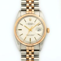 Rolex Datejust 18K Rose Gold Automatic
