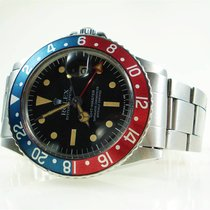 Rolex GMT-Master 1675 Mark II ALL RED 1972