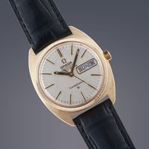 Omega Constellation 18ct gold automatic 50th Birthday