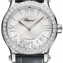 Chopard Happy Sport 36 mm Diamond Automatic Ladies 278559-3003