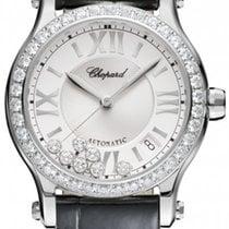 Σοπάρ (Chopard) Happy Sport 36 mm Diamond Automatic Ladies...