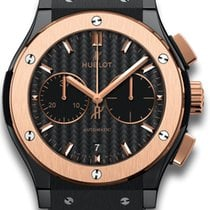 Hublot Classic Fusion Ceramic King Gold