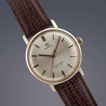 歐米茄 (Omega) Seamaster De Ville gold capped manual wind watch
