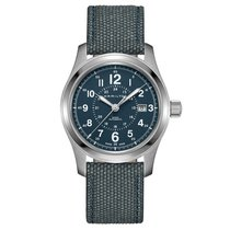 Hamilton Men's H70605943 Khaki Field Auto 42 mm Watch