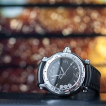 Chopard Ladies' Happy Sport Diamonds/Ceramic/Steel Ltd....