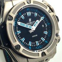 Hublot King Power Oceanographic 4000 Caribbean BARBADOS Ltd 10