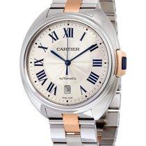 カルティエ (Cartier) Cartier Men's Cle De Cartier W2CL0002