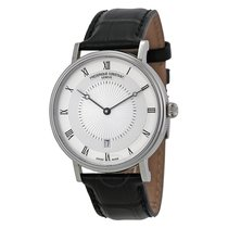 Frederique Constant Classic Automatic Black Leather Strap