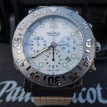 Paul Picot C-Type Le Plongeur Limited Edition 115/500 chrono...
