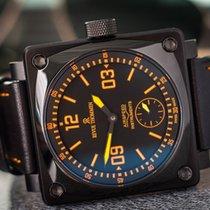 Revue Thommen Airspeed Instruments Black Steel/PVD