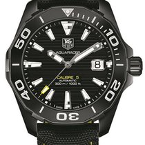 TAG Heuer Aquaracer Automatic Mens Titanium way218a.fc6362...