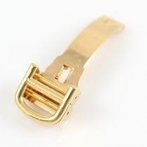 卡地亚 (Cartier) 18k Rose Gold folding clasp / deployant buckle...
