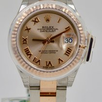 Rolex Lady-Datejust Two Tone Rose Gold 279171