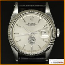 Rolex Date-Just Ref 1601 with Arab Logo  Rare