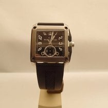 Baume & Mercier Hampton Square Dual Time